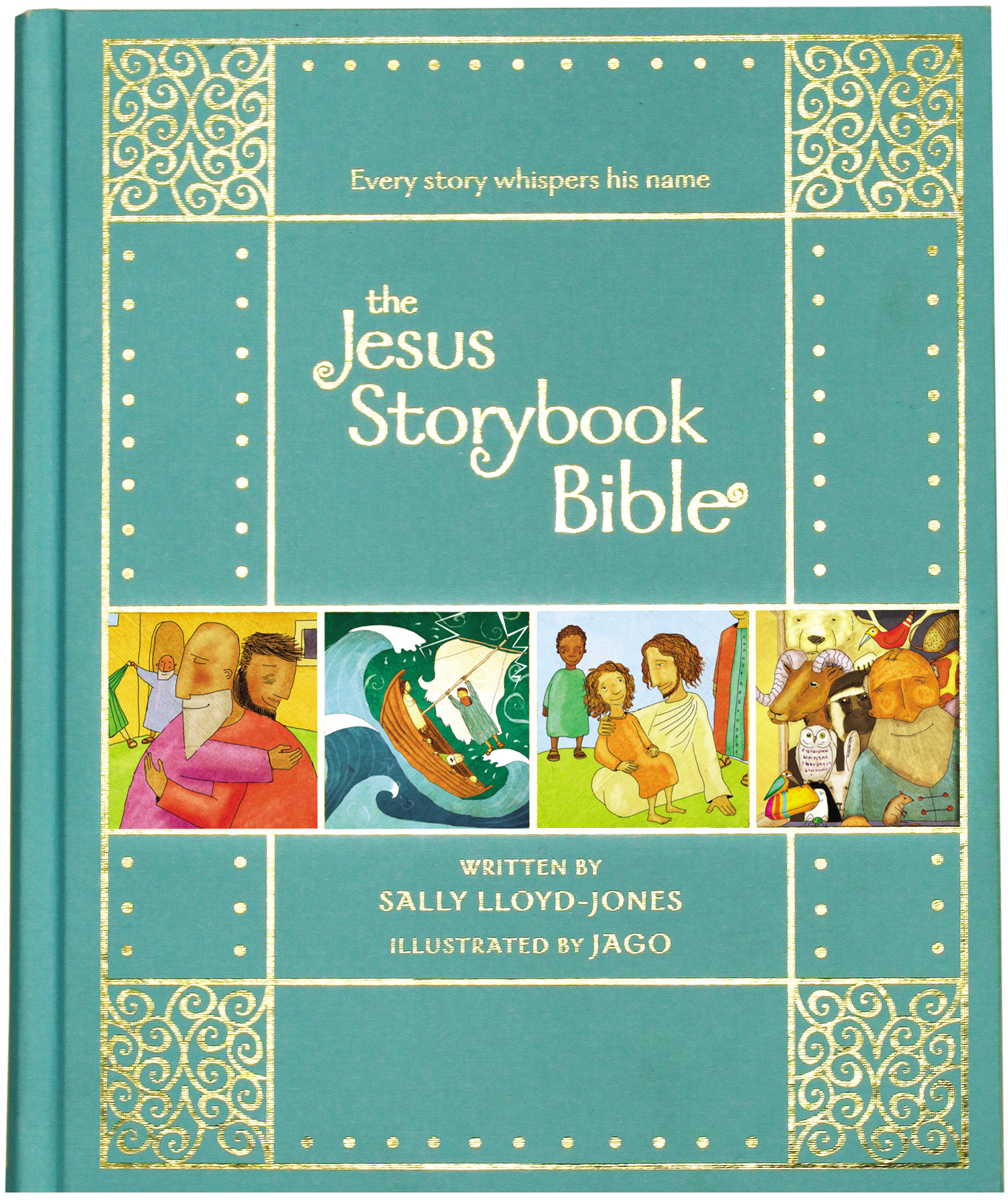Jesus Storybook Bible Gift Edition