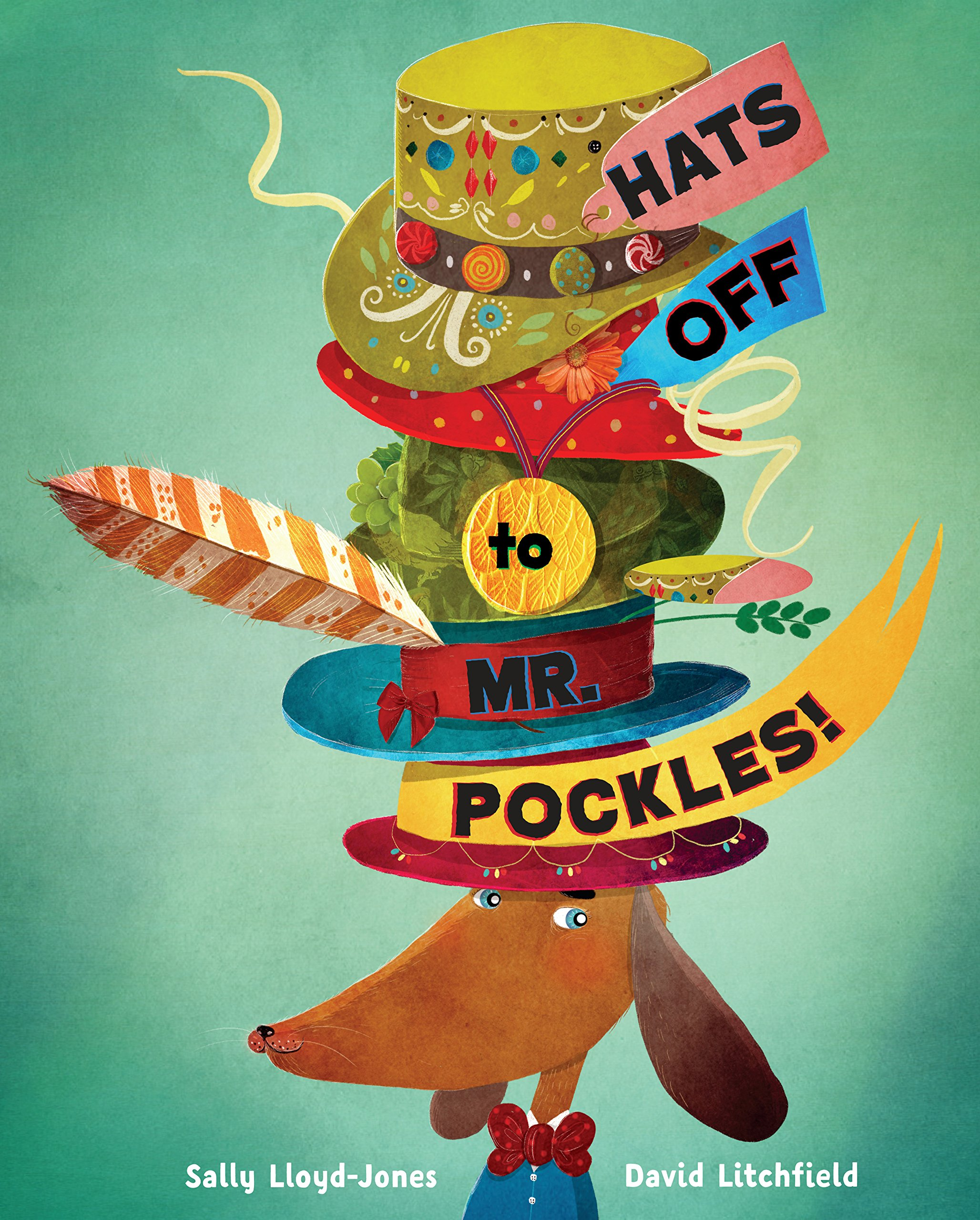 Hats Off to Mr Pockles cover